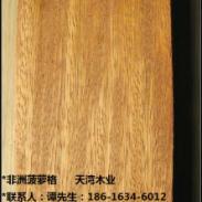 潍坊菠萝格地板促销图片