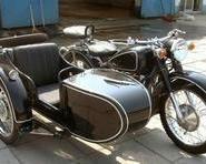 长江125cc边三轮摩托车图片
