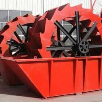 轮斗式洗沙机洗石机高效鑫力达机械