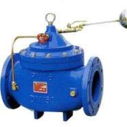 水利遥控浮球阀原理图片