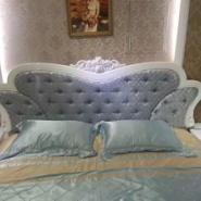 河北唐山软包床头生产图片