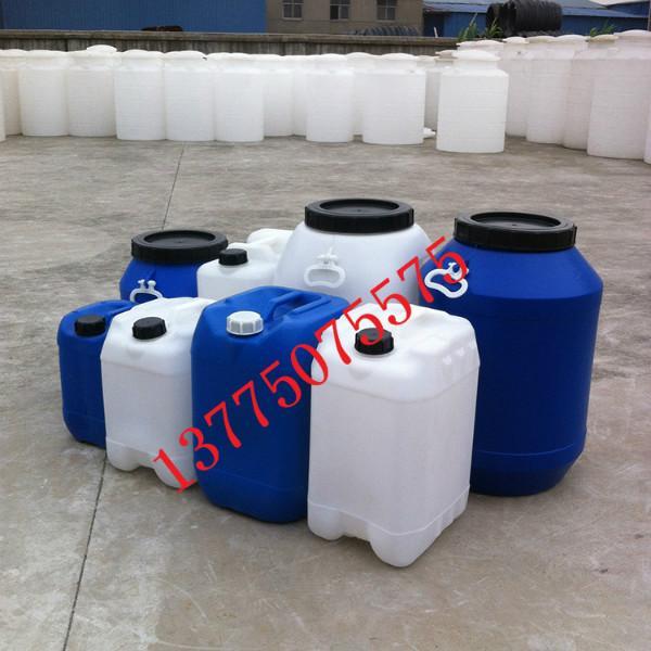 供应锦州塑料油桶,25L升化工桶,25kg酵素桶,25升塑料方桶批发