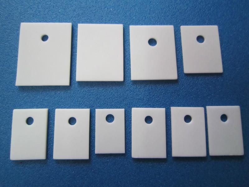 氧化铝片_高导热陶瓷片氧化铝陶瓷片中国LED封装网