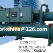 高效螺杆冷水机组图片
