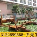 山东柳桉木廊架价格图片