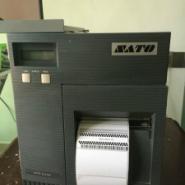 经典款SATO佐藤CL412E条码打印机图片