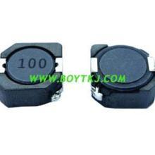 深圳功率电感10*10*3mm绕线电感BTCE103R-221M 电感器厂直销