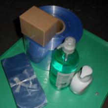供应门窗外包装热收缩袋POF/PVC膜门锁专用PVC收缩膜POF薄膜PVC印刷收缩膜批发