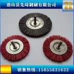 供应安徽磨料刷辊厂家/安徽磨料刷辊厂家批发