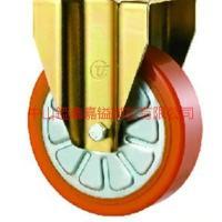 供应重型全包PU聚氨脂脚轮,6厘低板欧款脚轮就在广东中山亚鑫嘉镒脚轮