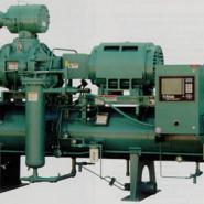 约克螺杆式制冷机组图片