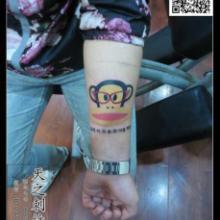 供应大嘴猴纹身,手腕纹身,青岛纹身,