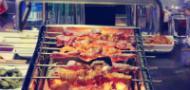 北京很久以前自动翻转烧烤炉厂家