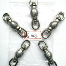 供应304不锈钢包铅转环60g