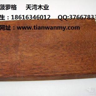 河北菠萝格防腐木价格图片