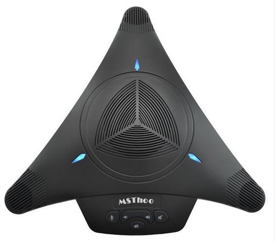供应360度收音/大功率视频会议全向麦克风USB视频会议麦克/回音消除