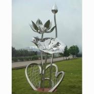 景观不锈钢雕塑设计制作图片