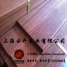 供应用于户外地板料的印尼菠萝格户外地板,印尼菠萝格户外地板坯料批发