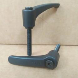 供應可調節手柄ERM.P鋅合金意大利進口手柄ELESA設計