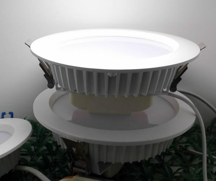 LED15WLED筒灯外壳套件厂