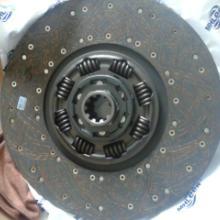 供应乌鲁木齐批发德龙天龙离合器压盘.型号430.结构:三级减震.材质纺纶