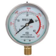 富阳万兴仪表有限公司耐震压力表图片