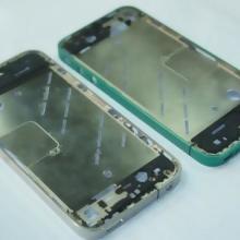 供应用于手机配件的苹果6代液晶屏镜面按键批发