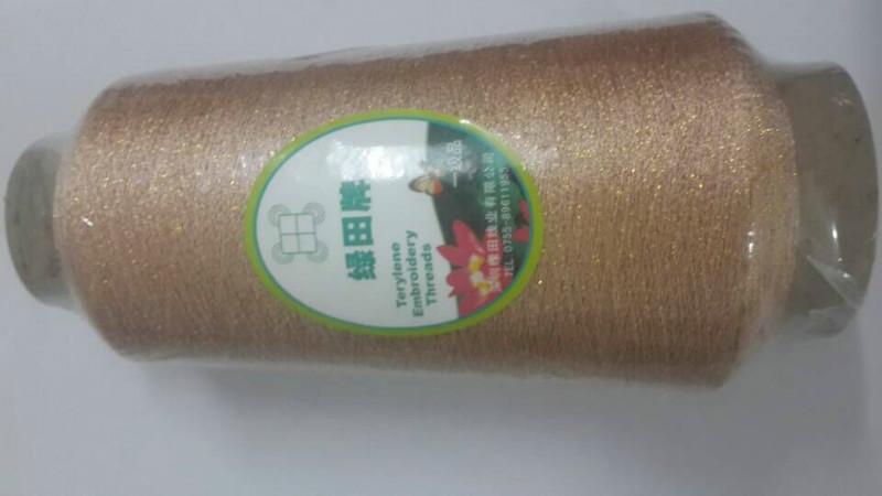 深圳绿田混纺金丝线销售