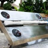 供应游泳池吸污机不锈钢手推车,游泳池吸污机不锈钢手推车报价