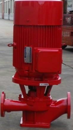 供应消防泵厂家/室内消火栓泵/功率55KW/型号XBD15/13.9-80L-350