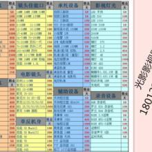供应南京摄影器材租赁