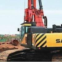 雅安旋挖钻机出租承接雅安旋挖工程