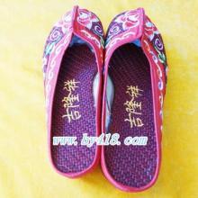 供应绣花鞋,云南特色鞋子,少数民族鞋子图片