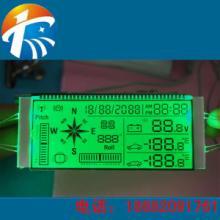 汽车空调lcd液晶显示屏加工厂图片