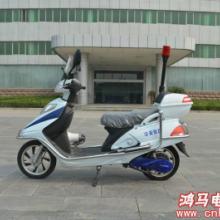 供应两轮电动巡逻摩托车