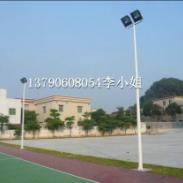 湛江10米12米灯杆图片