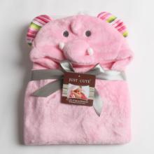 供应外贸儿童浴巾披风毯子PFF-003