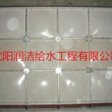 供应包头SMC组合式玻璃钢水箱/乌海玻璃钢水箱价格