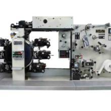 供应商标印刷机可免费打样1-12色可选