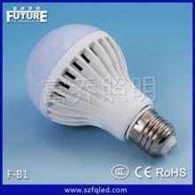 供应9wLED球泡灯精品新款led球泡灯厂家供应科代理加盟富乔照明图片