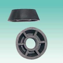 供应浙江省钢筋保护层塑料垫块,杭州塑料垫块规格批发
