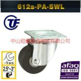 供应TF612款3寸低重芯尼龙万向轮-南京低重心轮厂家报价-镇江-日式地中芯