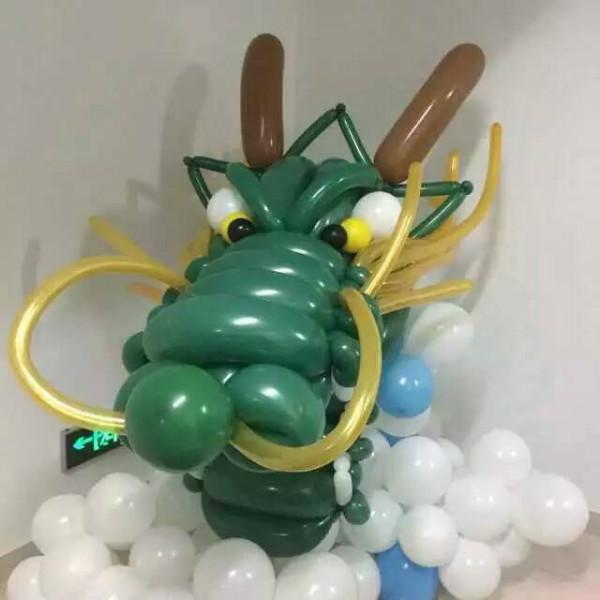 供应河源端午节气球装饰供应商,气球龙舟,气球粽子。