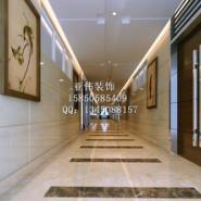 南京小面积办公室怎么装修显得大气图片