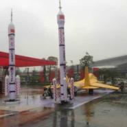 长征2F运载火箭模型出售图片