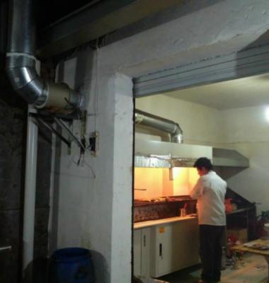 杭州烧烤油烟净化车图片/杭州烧烤油烟净化车样板图 (1)
