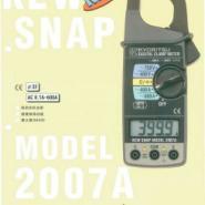 MODEL2007A钳形电流表图片