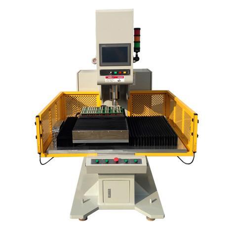 供应无锡高品质精密500kg伺服压力机