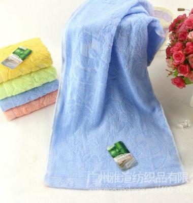 竹纤维熊猫竹子童巾图片/竹纤维熊猫竹子童巾样板图 (4)
