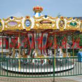 2015公园最热豪华旋转木马游乐设备 双层式游乐设备